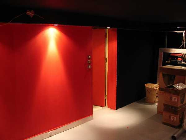 «Mon projet de salle dédiée en soussol (newby total